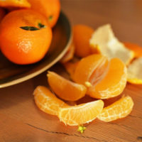 Fighting Dry Skin This Summer With Food | #5 The Benefits Of Tangerine
