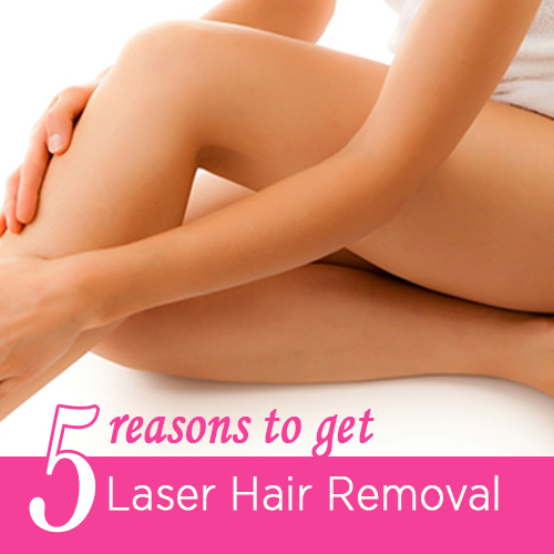 Laser Smooth Company_Top 5 Reasons To Get Laser Hair Removal