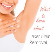 Find Out Everything You Need To Know About Laser Hair Removal