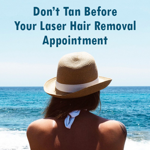 Laser Smooth Company_Avoid Tanning Before Laser Hair Removal