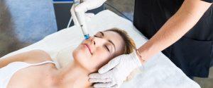 Hydrafacial treatment is a 3-step process